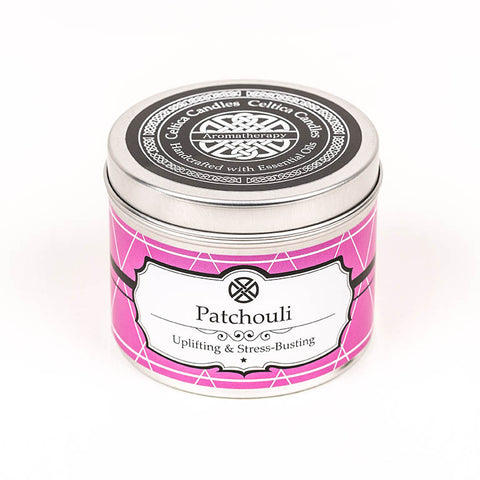 Patchouli Aromatherapy Candle - Happy Piranha Gifts
