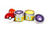 Pikachu inspired pokemon go scented candle by Happy Piranha