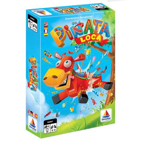 Piñata Loca Board Game | Happy Piranha