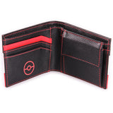 Pikachu Stripe Bifold Pokemon Wallet Internal Design | Happy Piranha