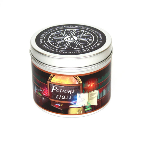 Harry Potter Potion class Scented Candle for Hogwarts Wizards!