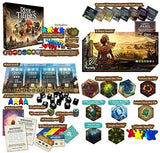Rise of Tribes Board Game box and contents | Happy Piranha