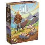 Silk Board Game | Happy Piranha
