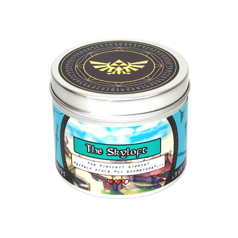 Legend of Zelda Candle - Cool  Gamer & Geeky  Gifts