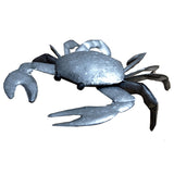 Small Colin The Crab Metal Ornament  | Happy Piranha