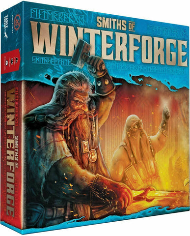 Smiths of Winterforge Board Game | Happy Piranha