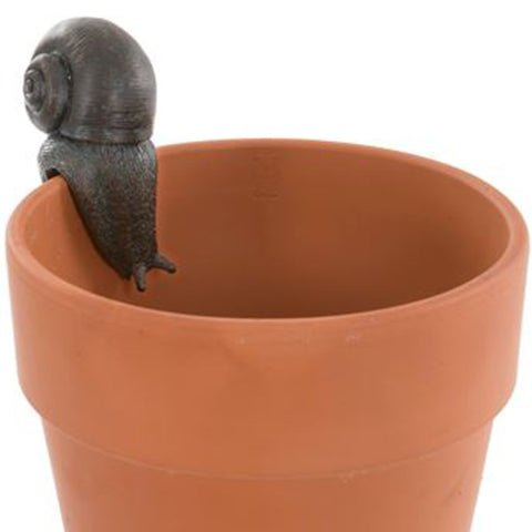 Snail Flower Pot Hanger | Happy Piranha