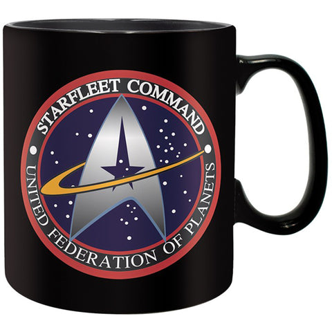 Star Trek Starfleet Command Mug | Happy Piranha