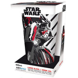 Large Star Wars Darth Vader Glass in its Packaging | Happy Piranha