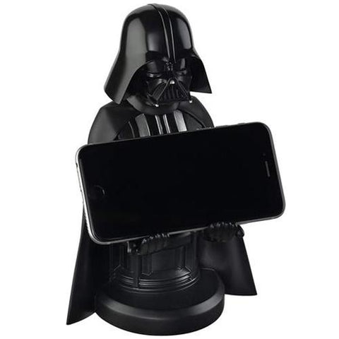 Darth Vader Phone & Controller Holder holding smart phone | Happy Piranha