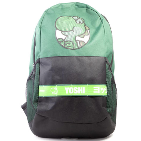 Super Mario Yoshi Taped Backpack | Happy Piranha