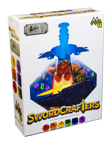 Swordcrafters Board Game | Happy Piranha