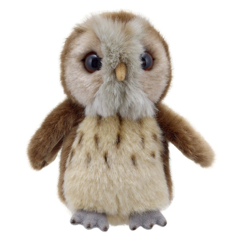 Tawny Owl Mini Soft Toy | Happy Piranha