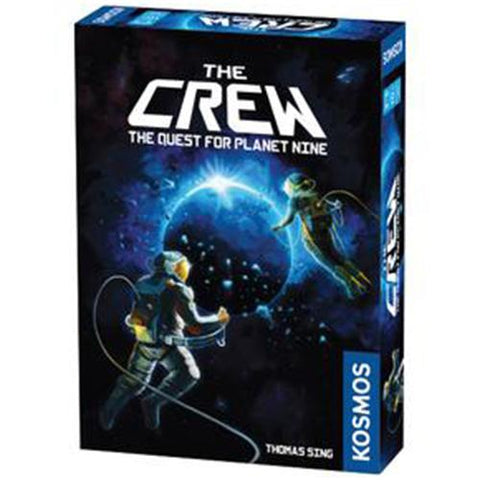 The Crew: The Quest For Planet Nine Card Game | Happy Piranha