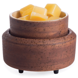 Tuscany: 2-in-1 Electric Wax Melt and Candle Warmer | Happy Piranha