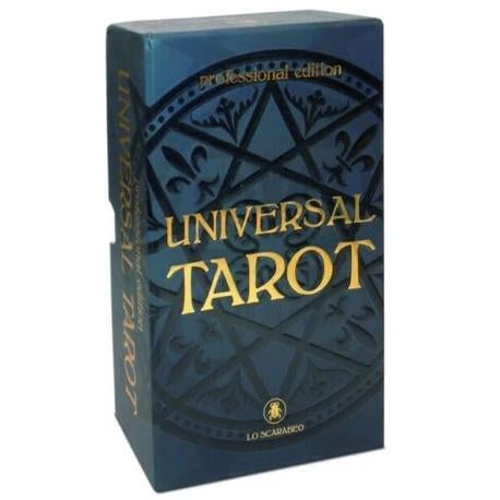 Universal Tarot: Professional Edition 78 Card Deck | Happy Piranha