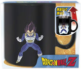 Dragon Ball Z Vegeta King Size Heat Changing Mug in box | Happy Piranha