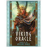 Viking Oracle: Wisdom of the Ancient Norse Card Set | Happy Piranha