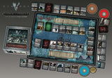 Vikings: Raid & Conquer Board Game game play setup