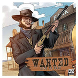 Wanted: Rich or Dead board game | Happy Piranha