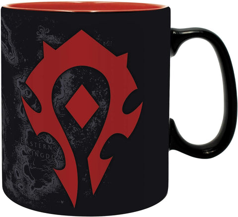 World of Warcraft King Size For the Horde Mug