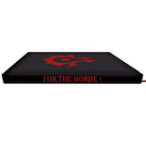 World of Warcraft For The Horde Notebook Binding Design | Happy Piranha