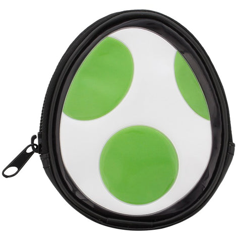 Super Mario Yoshi Egg Coin Purse | Happy Piranha