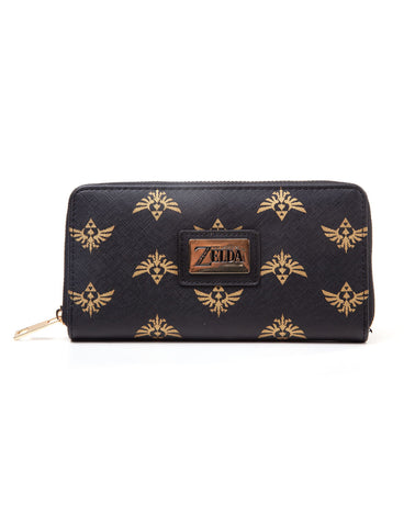 Zelda Hyrule All Over Print Clutch Purse | Happy Piranha
