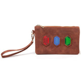Legend of Zelda Rupees Clutch Purse/Bag | Happy Piranha