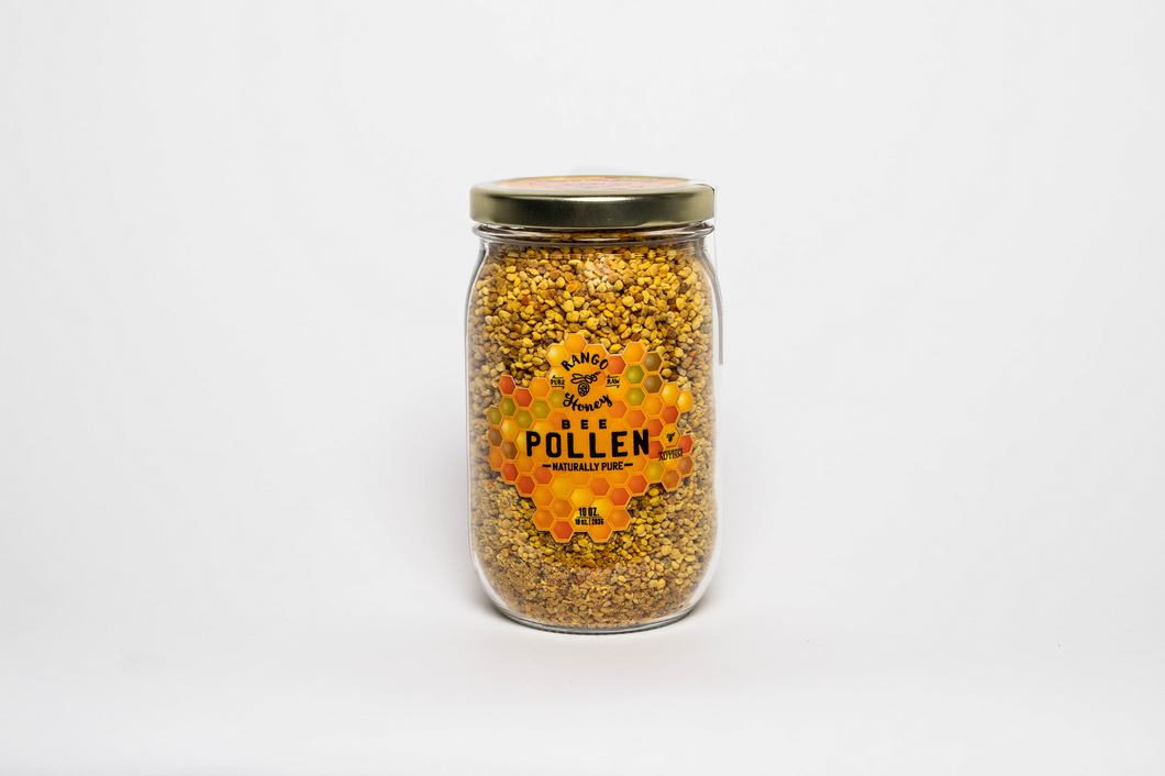 100% Natural Pure Sonoran Bee Pollen 10oz.