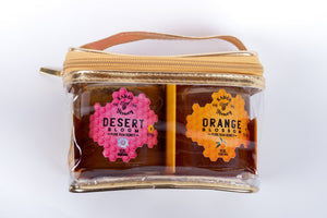 Duo Gift Set-Desert Bloom and Orange Blossom