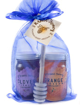 Load image into Gallery viewer, 6oz. Clover Alfalfa and Orange Blossom Gift Bag with Dipper