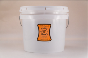 100% Pure, Raw, Natural Arizona Honey | Gallon Bucket- Mesquite Sonoran Desert