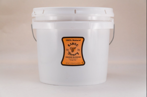 100% Pure, Raw, Natural Arizona Honey | Gallon Bucket-Orange Blossom