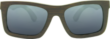 Brown Bamboo + Gunsmoke Polarized
