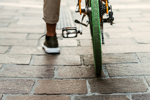 Airless Tires for Commuter bikes