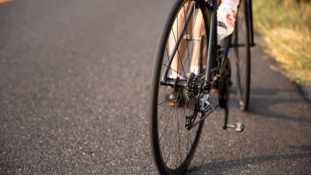 How to prepare your bike and yourself for a training ride