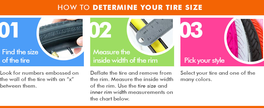 Rim Width Tire Size Chart >> Find Your Size Tannus