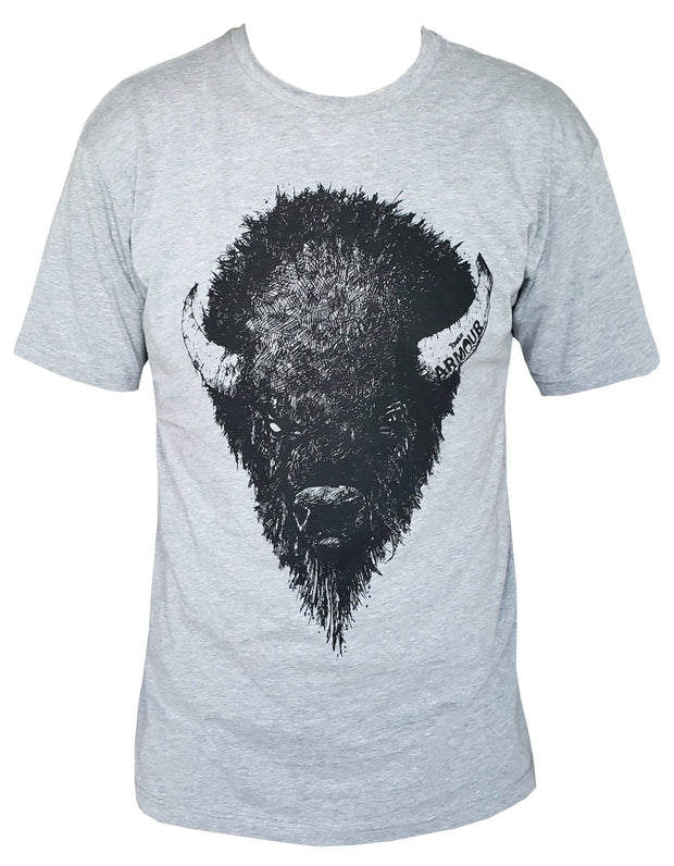Armour Buffalo T-Shirt Grey