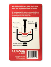 Tannus Armour Tubeless Valves