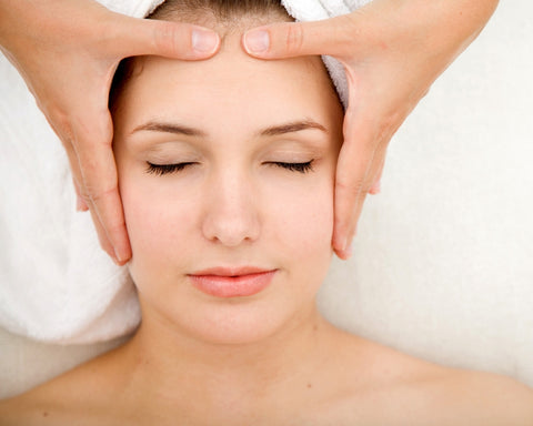 Therapeutic Massage Facial