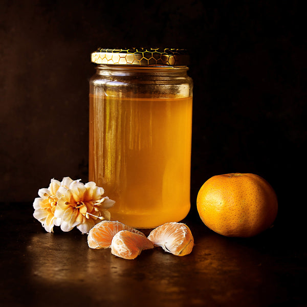 Raw honey refill unpasteurized