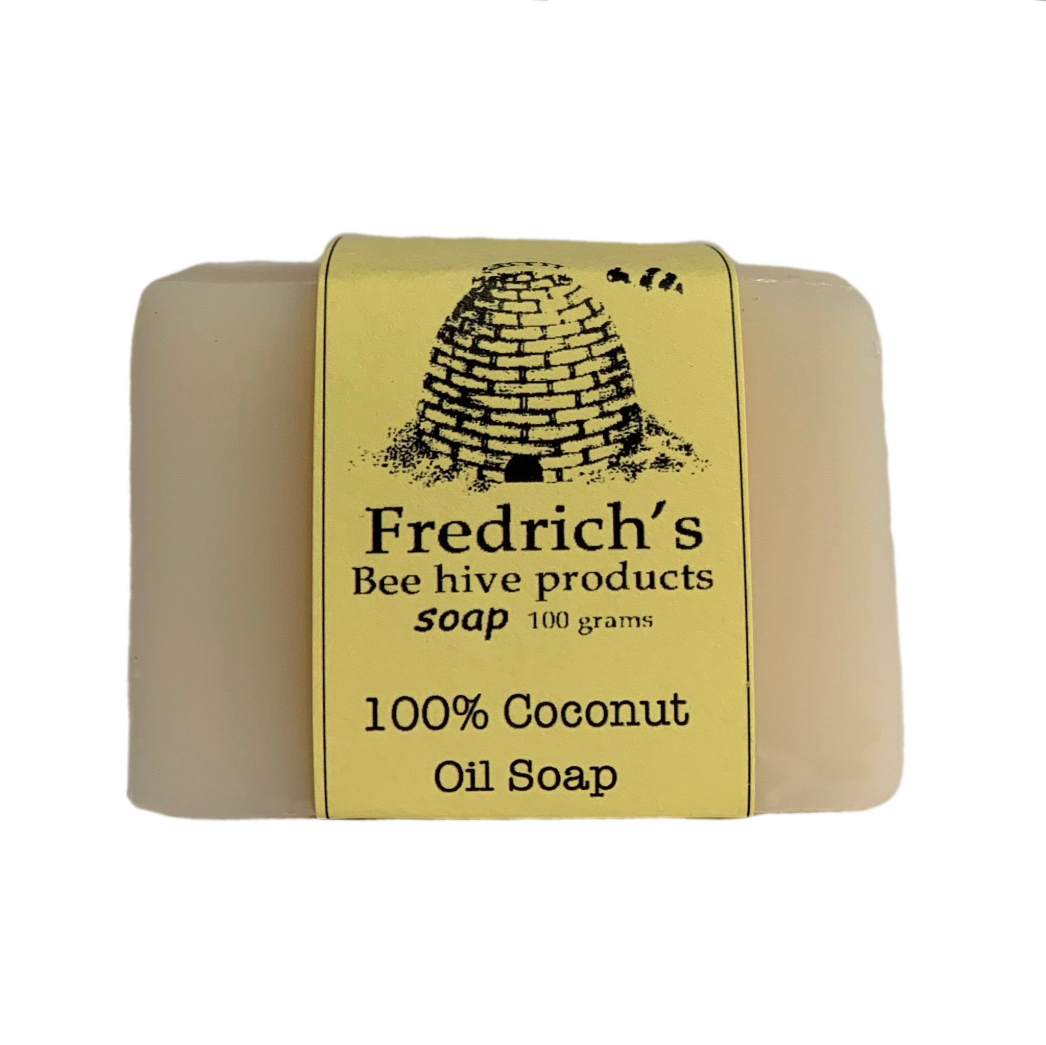 Coconut Oil Soap - 100%