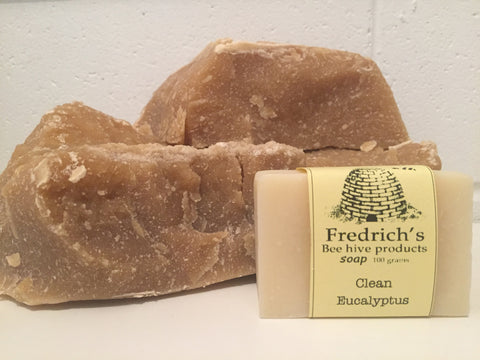 Clean Eucalyptus Soap