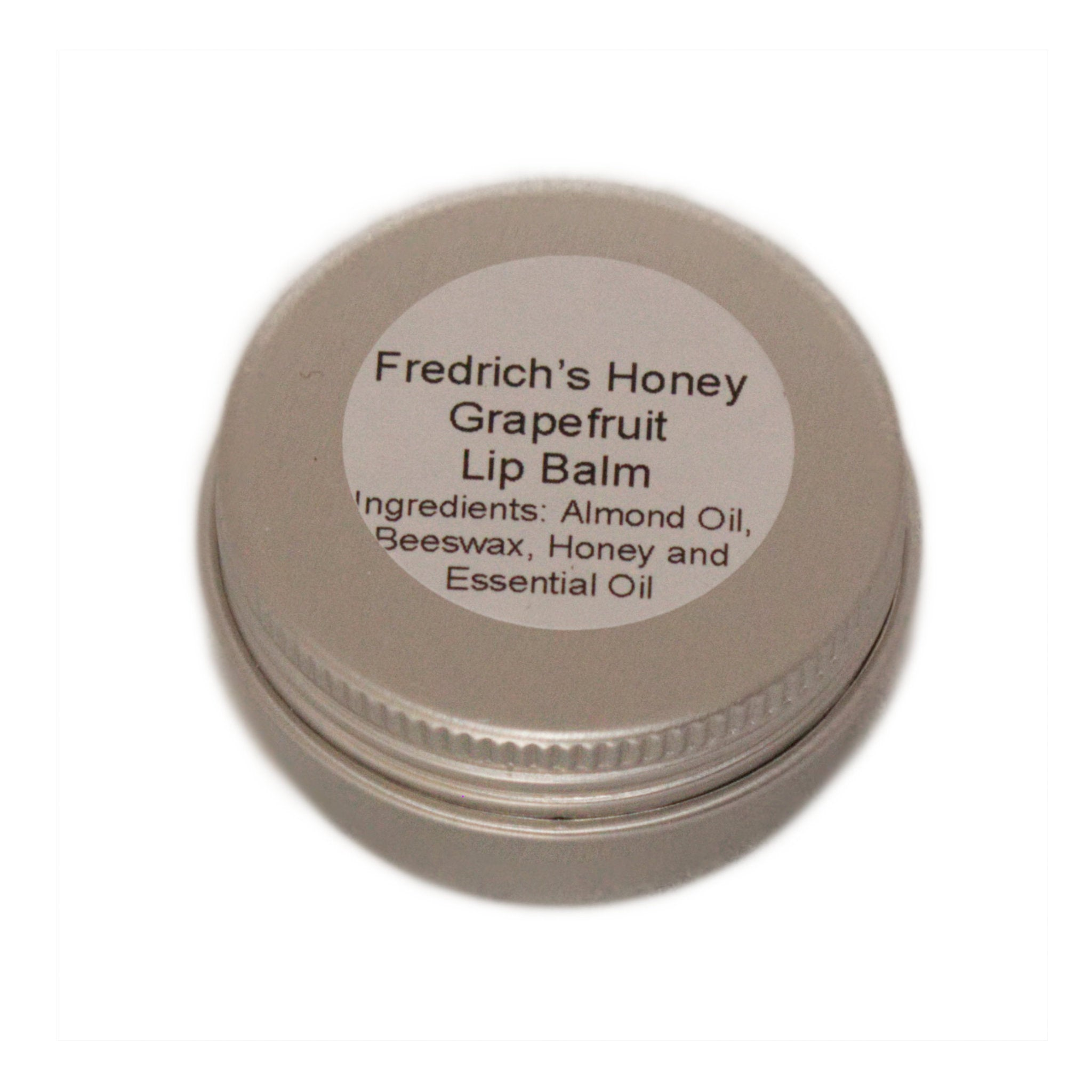 Lip balm grapefuit beeswax
