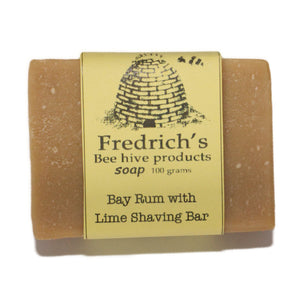 Shaving Bar - Bay Rum with Lime