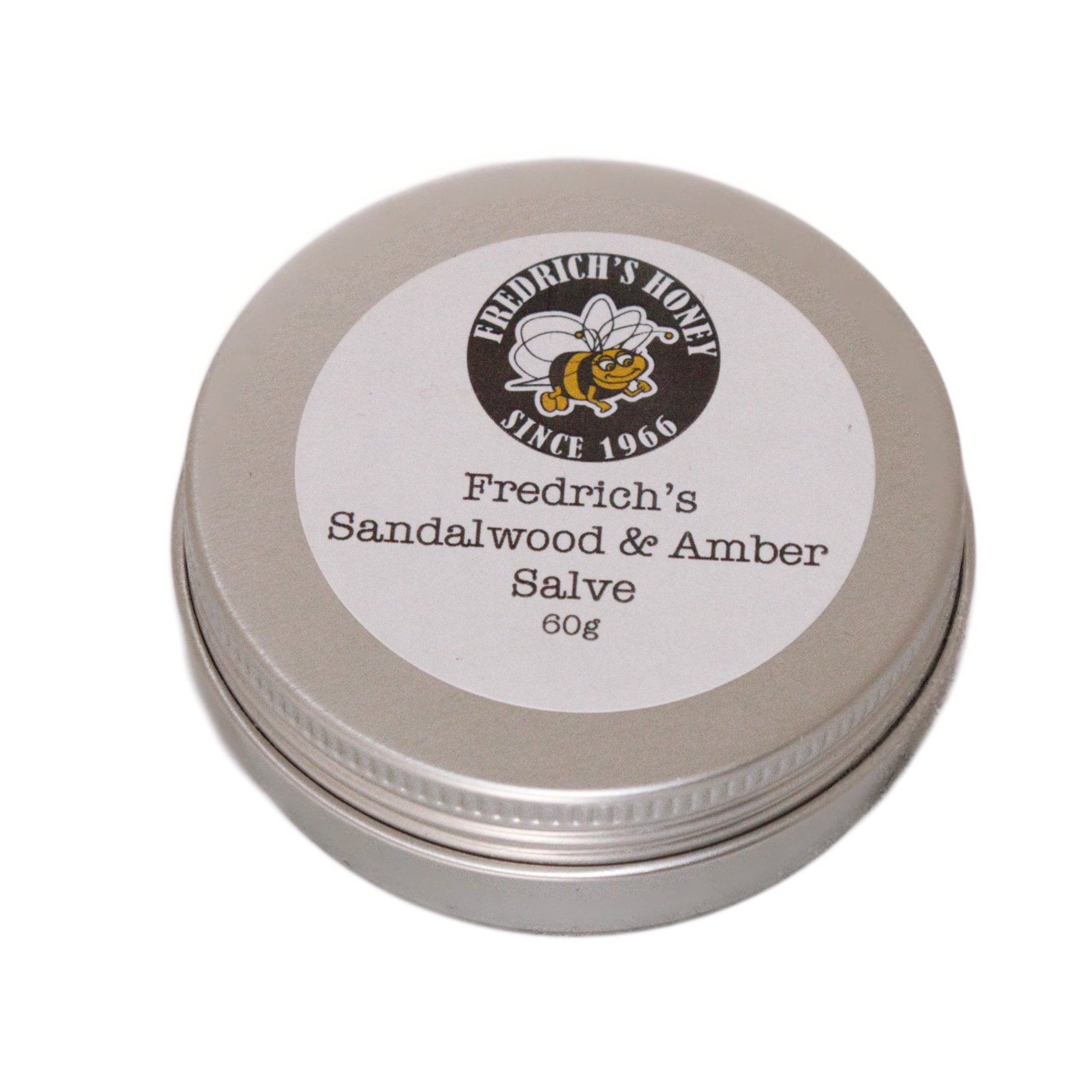 Sandalwood and Amber Salve