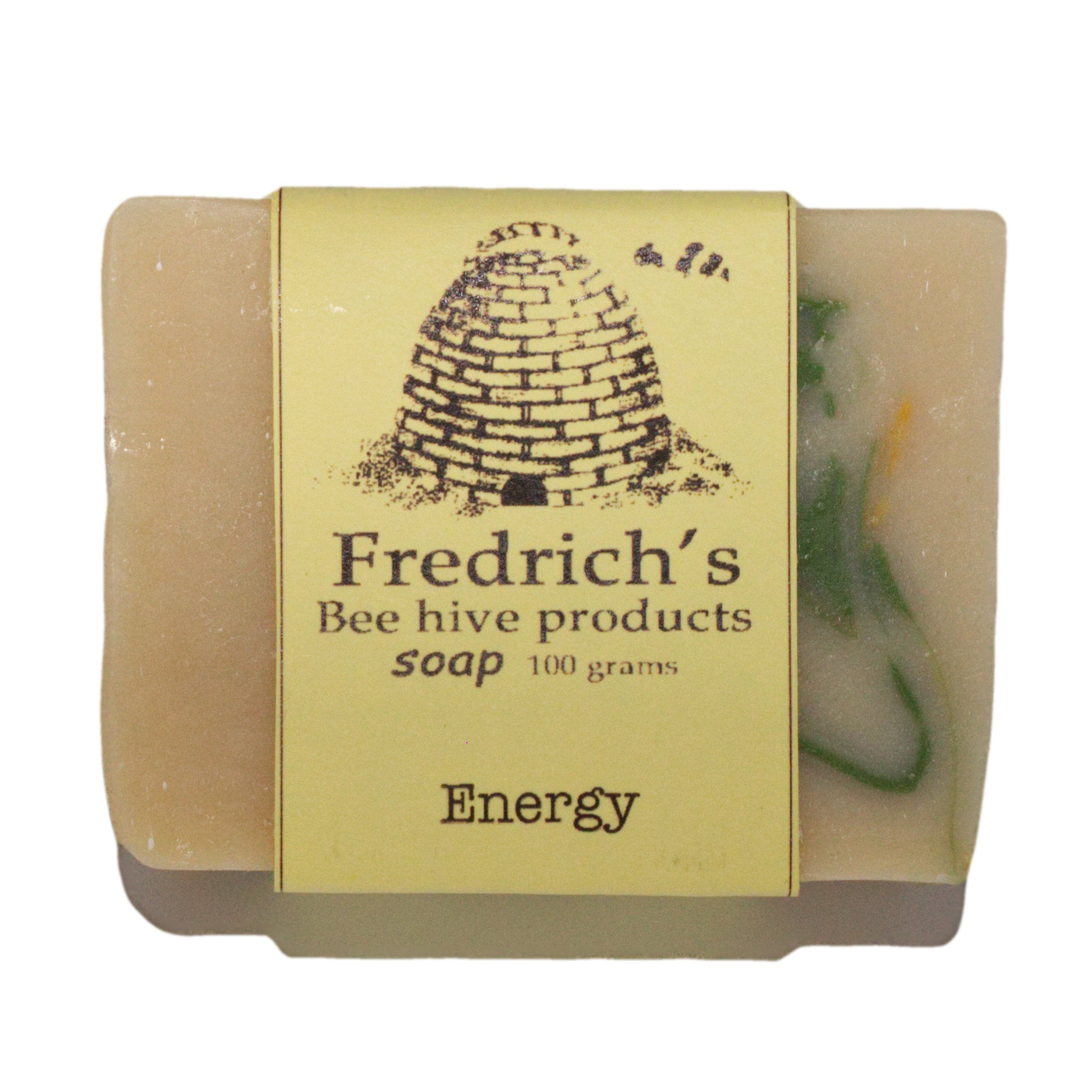 Natural energy soap handmade