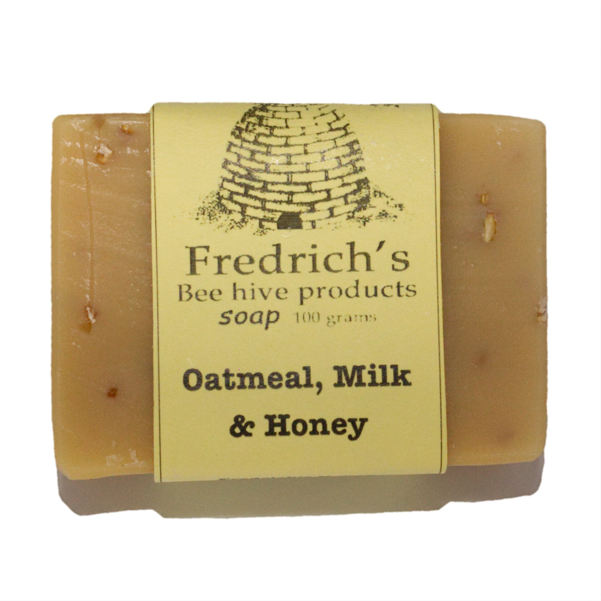 Oatmeal Milk & Honey Soap