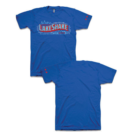 Royal Blue Event T-Shirt
